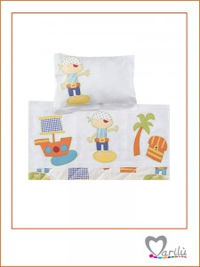 Set 3 pezzi lenzuola/3 pz. Bed Sheet Set